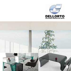 Showroom Vidrios Dellorto